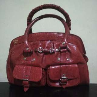 Authentic Christian dior hand bag