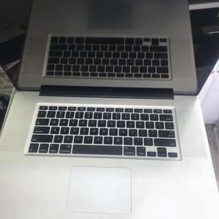 "MacBook Pro 17""2011 Late"