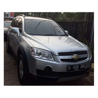 chevrolet captiva 2.0 diesel A/T 2011