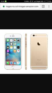Selling IPhone 6S *Gold*