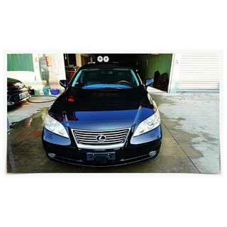 搭配找錢車專案 可找20萬  2009 凌志 LEXUS ES350 頂級版 3.5