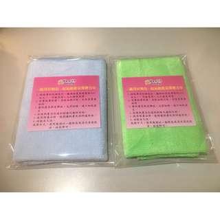 超氣能能量潔膚方巾