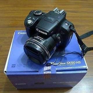 【出售】Canon PowerShot SX50 HS 超巨砲 類單眼相機