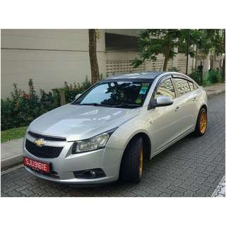 Chevrolet Cruze 1.6 Auto