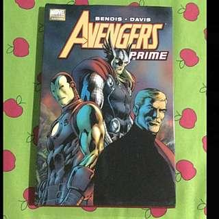 Marvel Avengers Prime ( Premiere Edition)