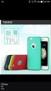 F.Shang Soft Color case