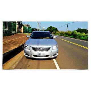 搭配找錢車專案 可找15萬 2008 豐田 TOYOTA CAMRY  冠美麗 2.4 E版
