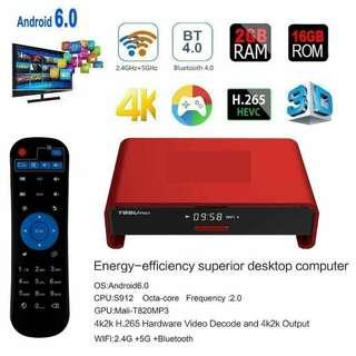 T95U Pro (Home Entertainment Box)