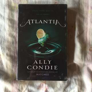 Atlantia by Ally Condie FOR SALE