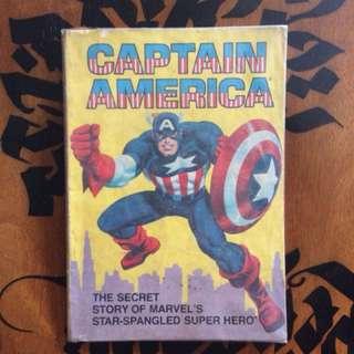 Retro Marvel (Captain America) 1981