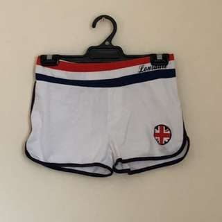 Lonsdale running/gym shorts size S