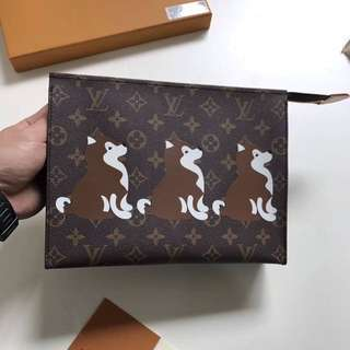 Louis Vuitton LV Clutch