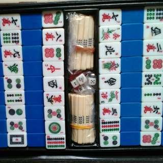 Ivory Mahjong Classic Set (1977 Antique)