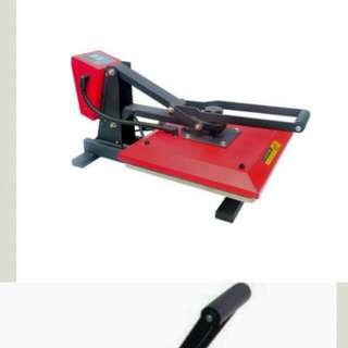 Cuyi Heat Press (Tshirt Printing Business)