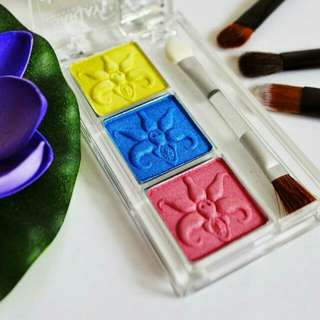Eye Shadow Palette B-02 Sariayu