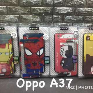 OPPO A37   2IN1 CASE WITH TEMPERED