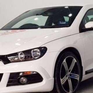 Volkswagen Sirocco 2.0 TSI Full Spec