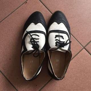 🚚 牛津鞋39