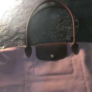 Longchamp Pink Ori