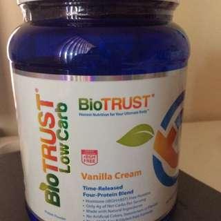 BioTrust Protein Powder
