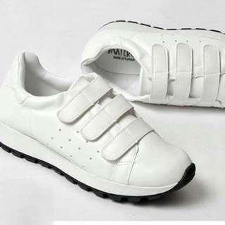 魔鬼氈休閒鞋