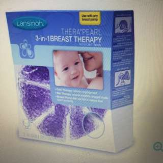 Breast Gel Beads / Pearl Thermal Therapy Pad