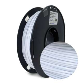 ECOmaylene®3D ABS FR Filaments 1.75MM 500G WHITE COLOR