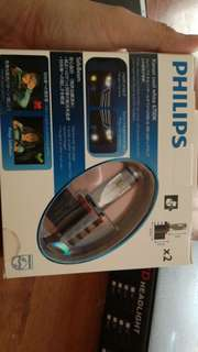 Philips ultinon LED H11/H8