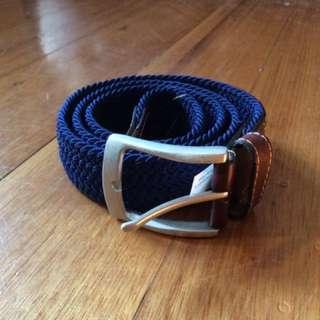 Blue belt (small/medium)