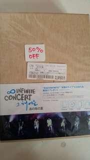 Infinite - That Summer Concert DVD