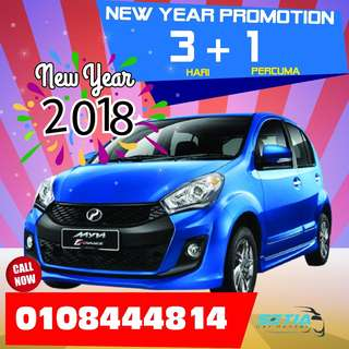 Cheap Compact Car For Rental with Promotion for Weekend