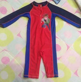 Swimming suit by Sesame Street