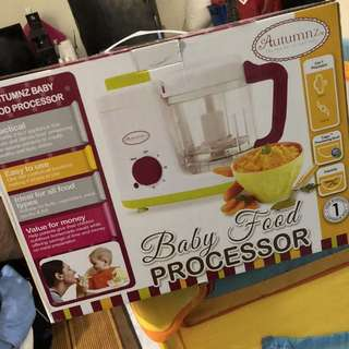 Autumnz Food Processor