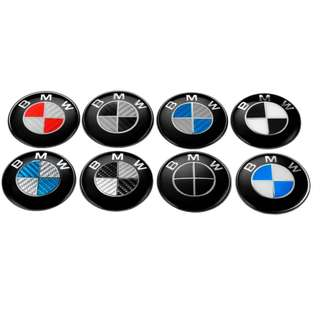 BMW Steering Wheel Badge Emblem Logo.