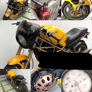 Ducati m900 1998