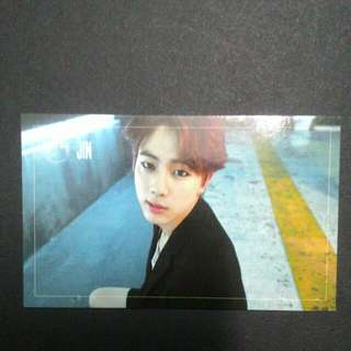 [WTT] BTS Dark & Wild Jin PC