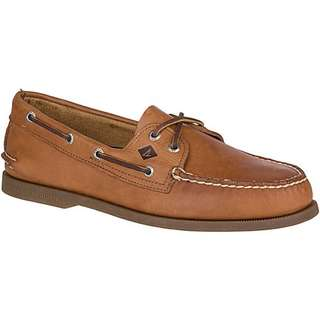 Sperry Topsider A/O Boatshoes Sahara Leather