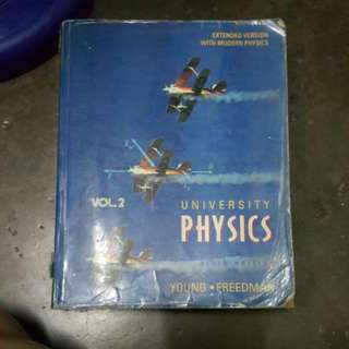 EXTENDED VERSION WITH MODERN PHYSICS