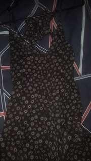 Neon Hart maxi dress
