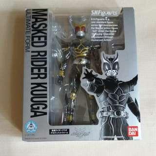 開封 (95%新)Masked rider kuuga Ultimate form