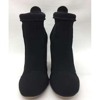 Chloé Black Heel Boots -Chloé 黑色靴