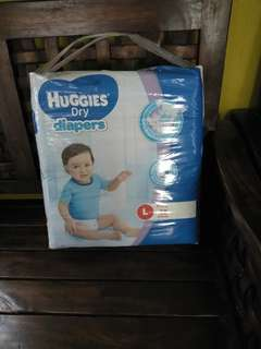 Huggies Dry Large Tape