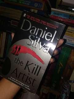 The Kill Artist of Daniel Silva