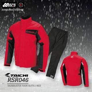 RS Taichi Rain Buster Red