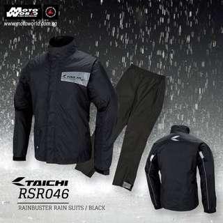RS Taichi Rain Buster Black