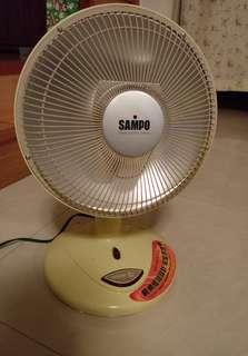 聲寶10吋桌上型紅外線電暖器