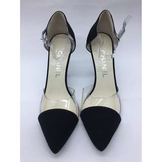 Chanel Black High Heel - Chanel 黑色高跟鞋