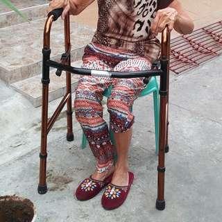 Elderly walker