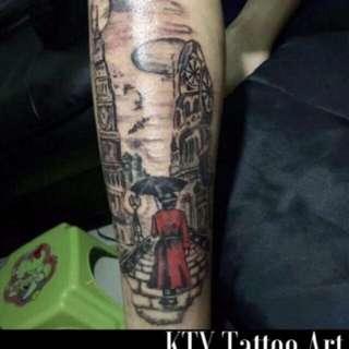 Tattoo tattoo tattoo