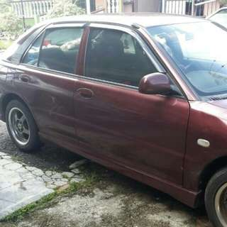 Wira special edition 2007 (M) 1.5 cc good condition